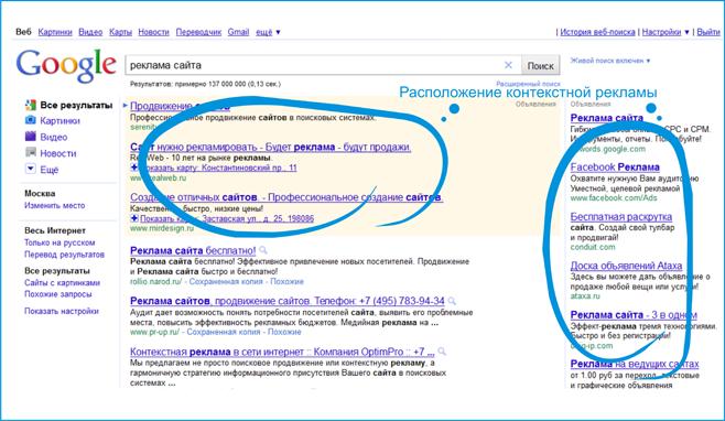 Контекстная реклама санкт-петербург магазин хозтовары реклама